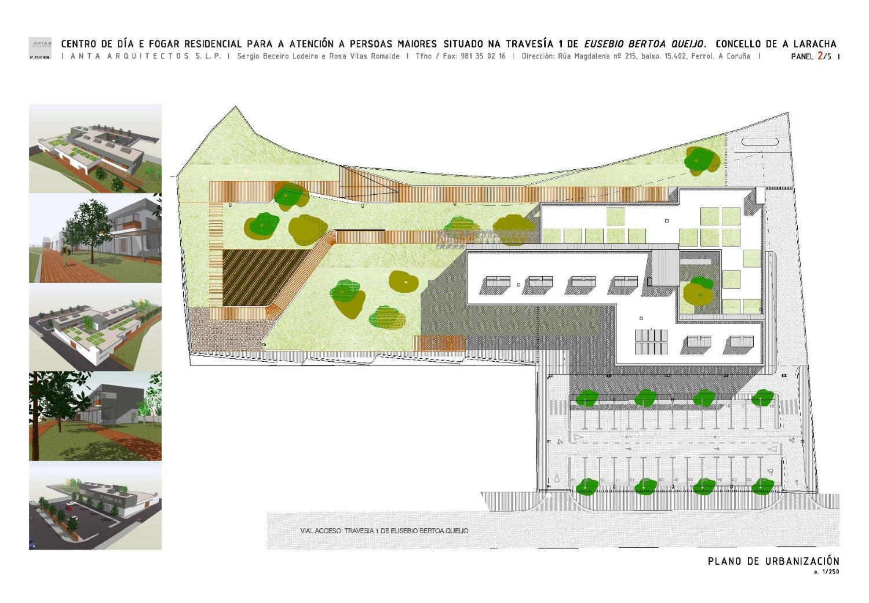 Casa residencial familiar suelo radiante galicia frio - Suelo radiante frio ...