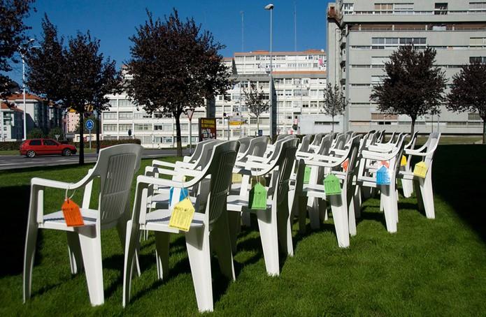A Cidade dos Barrios. A Coruña