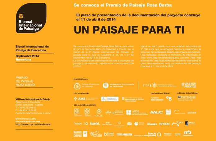 Premio de Paisaje Rosa Barba
