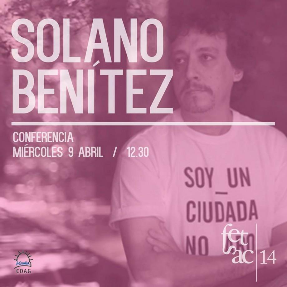Conferencia SOLANO BENÍTEZ