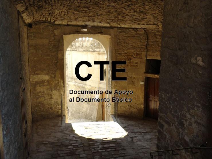 Documentos de apoio ao CTE. Actualización e novidades