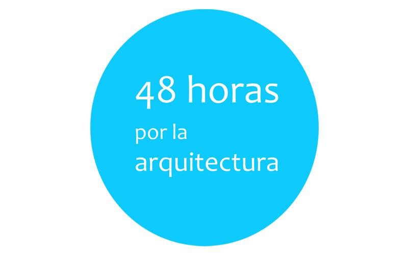 48 horas pola arquitectura