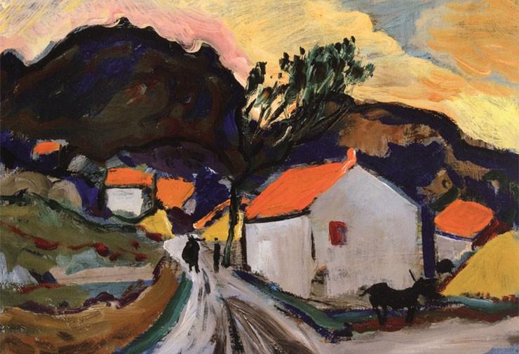 Exposición ANTONIO TENREIRO. A Coruña