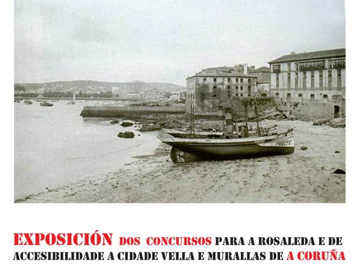 Exposición de concursos. A Coruña