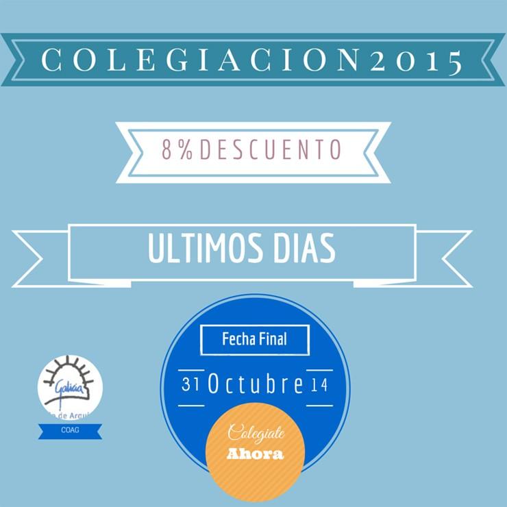 Cuota Colegiación 2015