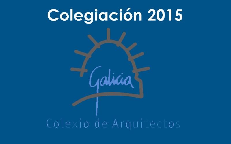 Colexiación Voluntaria 2015