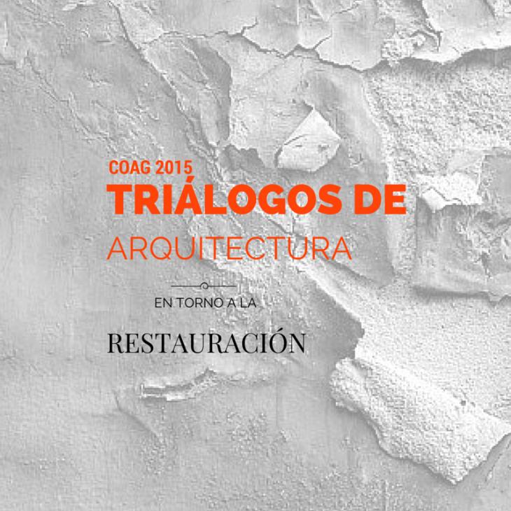 Triálogos de Arquitectura. Delegación de Pontevedra