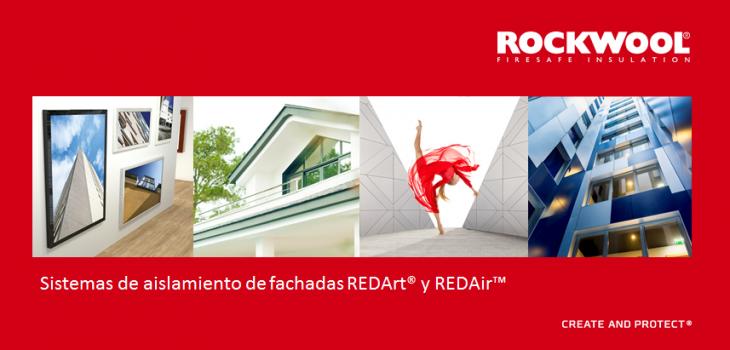 ROCKWOOL. Xornada técnica: Rehabilitación e obra nova. Sistema de fachada REDArt® e REDAir™