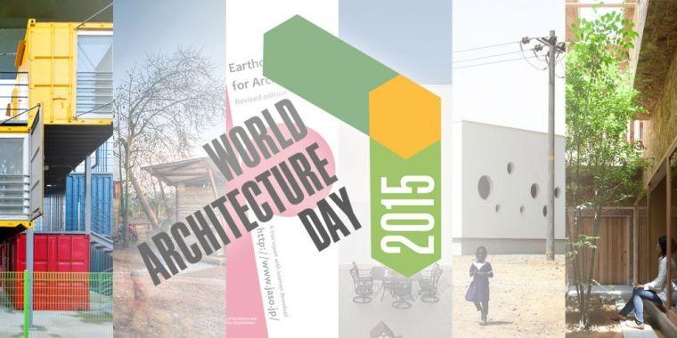 Día Mundial da Arquitectura 2015