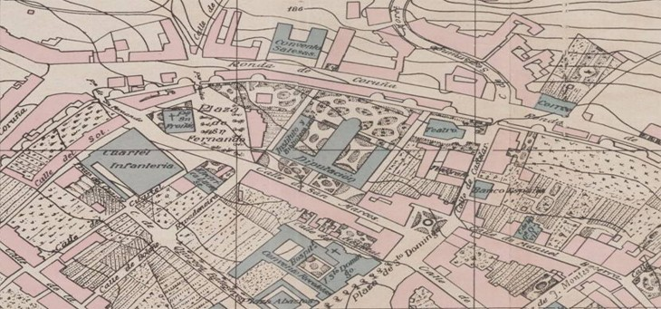 Planeamento urbanístico. Outubro 2015