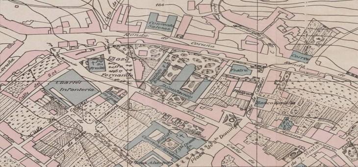 Planeamento Urbanístico Marzo 2017