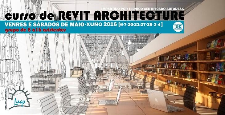 Curso de REVIT ARCHITECTURE