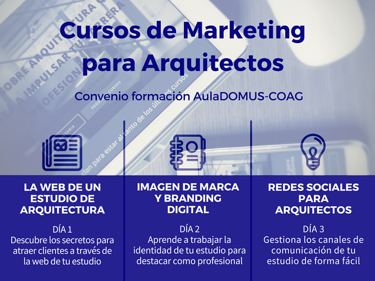 Cursos de Marketing – AulaDOMUS