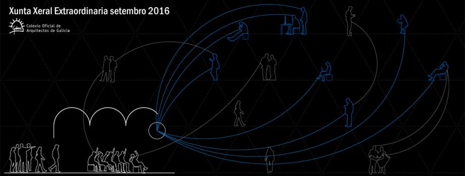 Xunta Xeral extraordinaria: 21 de setembro de 2016