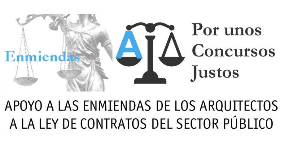 Enmiendas a la Ley de Contratos del Sector Público