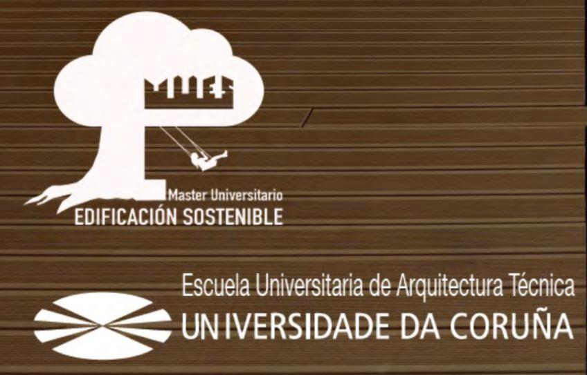 Máster Universitario en Edificación Sostenible