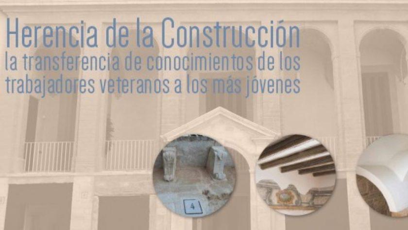 "Jornada de difusión final del proyecto europeo ""Construction Inheritance"""