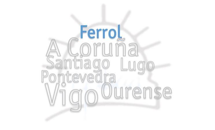 Peche das oficinas da Delegación de Ferrol na semana do 4 ao 10 de decembro