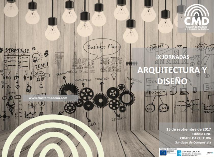 IX Jornadas Arquitectura y Diseño