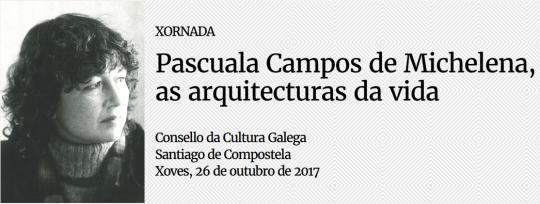 Xornada Pascuala Campos de Michelena