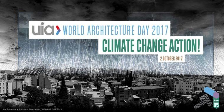 Actuacións para o día 2 de outubro, Día Mundial da Arquitectura