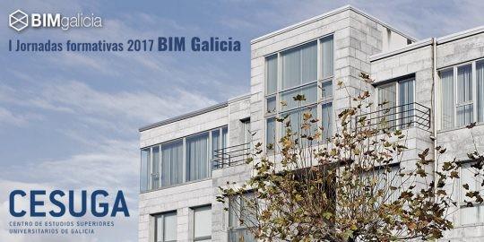 Jornadas BIM Galicia 2017