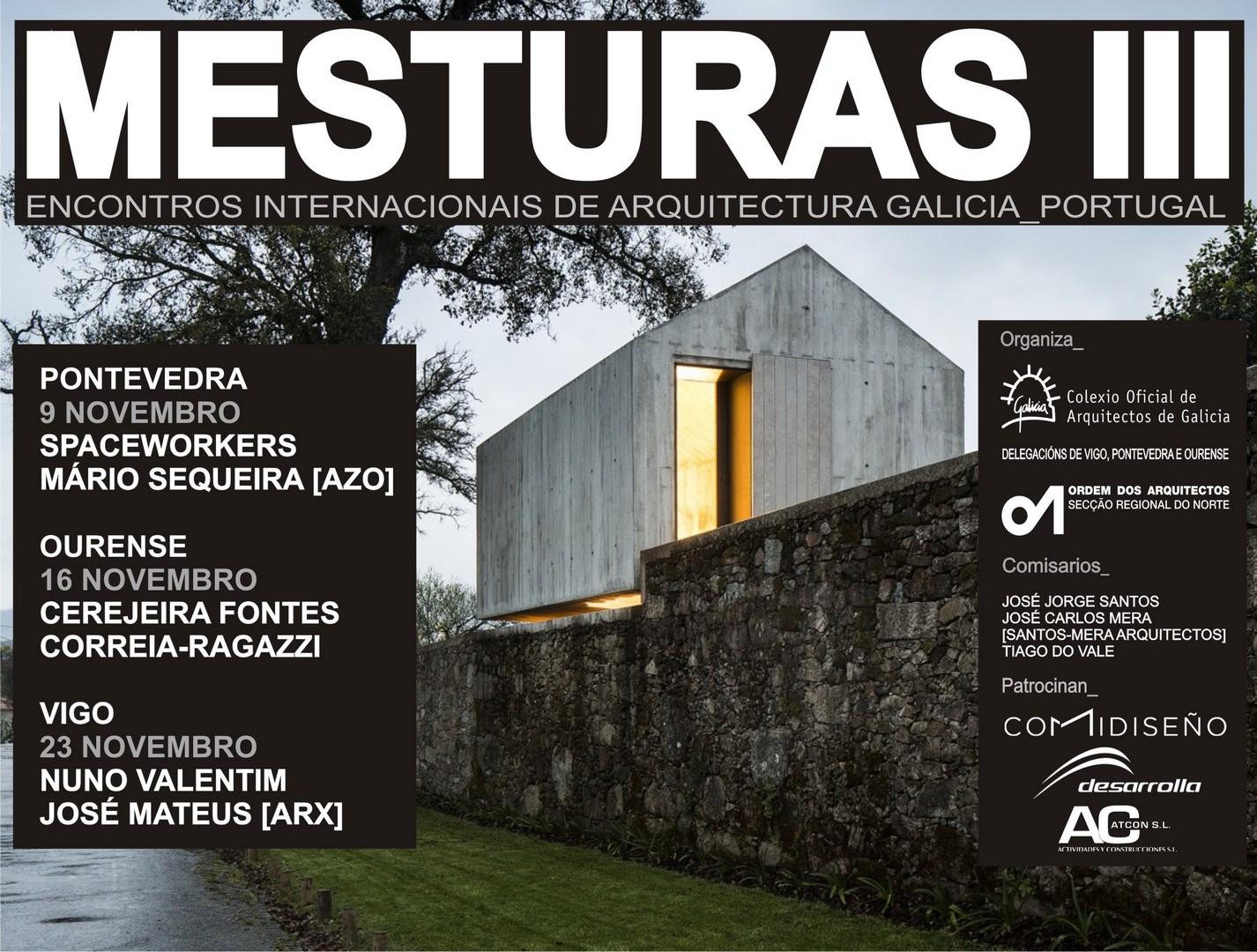 Encontros Internacionais De Arquitectura Galicia_Portugal