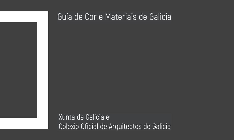 Guia de Cor e Materiais de Galicia