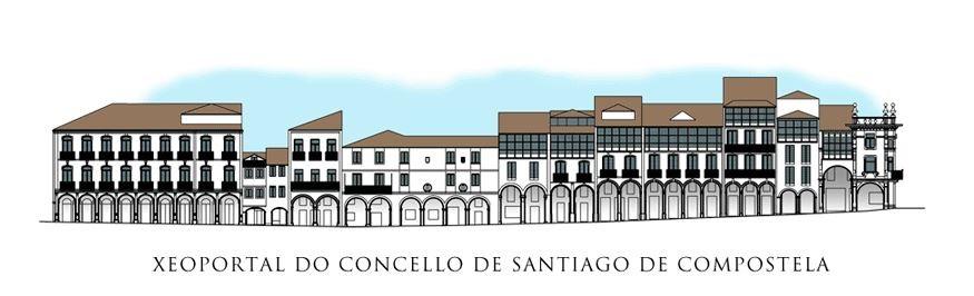 Novo Xeoportal do Concello de Santiago de Compostela