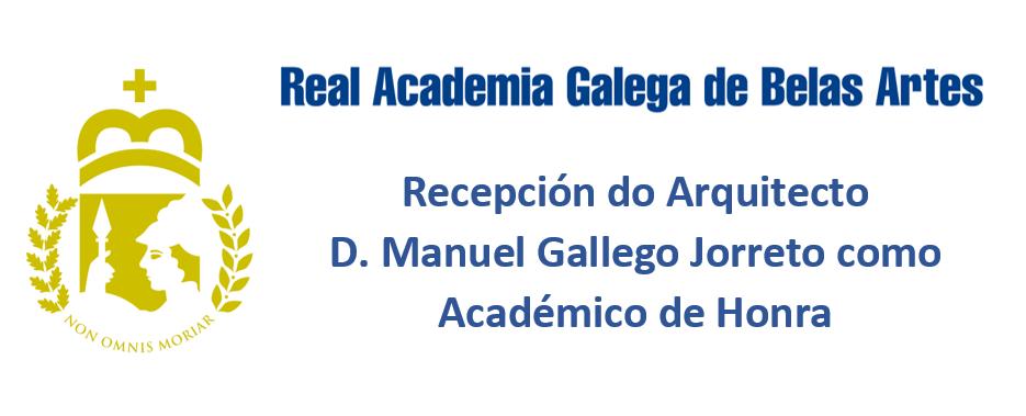 Recepcion Manuel Gallego