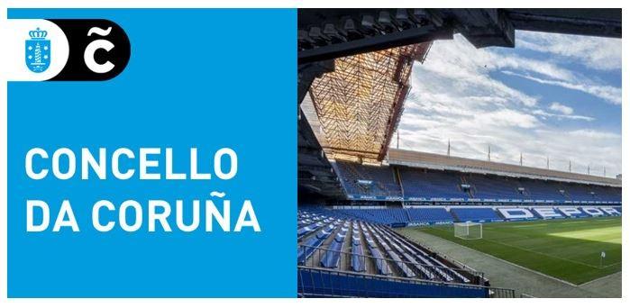 Ayuntamiento de A Coruña. Asistencia técnica a la supervisión de la redacción de proyecto y dirección facultativa de las obras de reforma de la cubierta del Estadio de Riazor