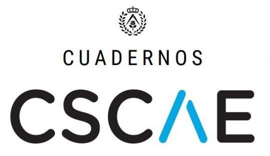 """Disponible el nº 1 de la revista """"Cuadernos"""" del CSCAE"""