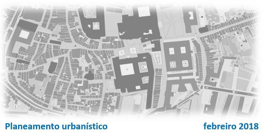Planeamento urbanístico –  febreiro 2018