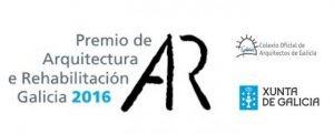 Premio de Arquitectura e Rehabilitación Galicia 2016