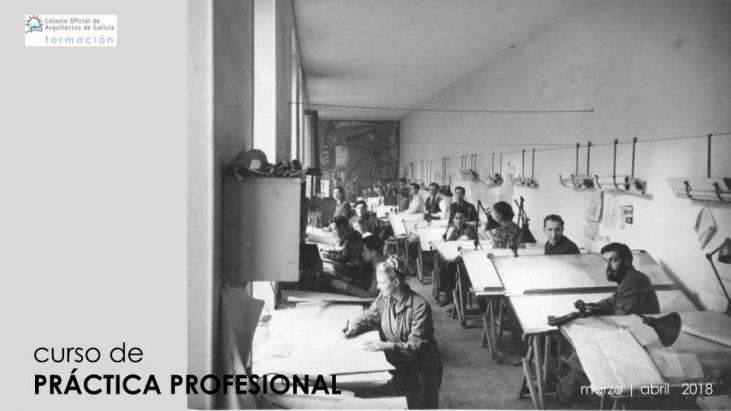 Curso de Práctica Profesional. Edición Pontevedra.