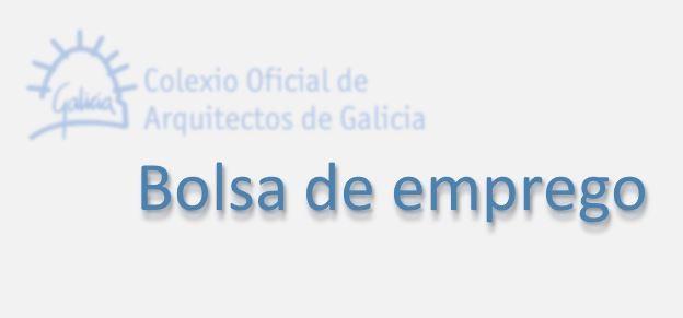 Bolsa de emprego para a contratación temporal dun posto de administrativo/a para a Delegación de A Coruña