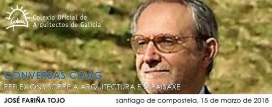 Conferencia Jose Fariña Tojo