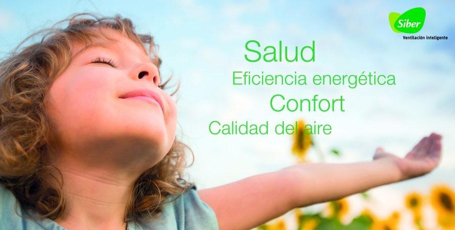 SIBER. Jornadas técnicas: Sistemas de ventilación eficiente y confort térmico