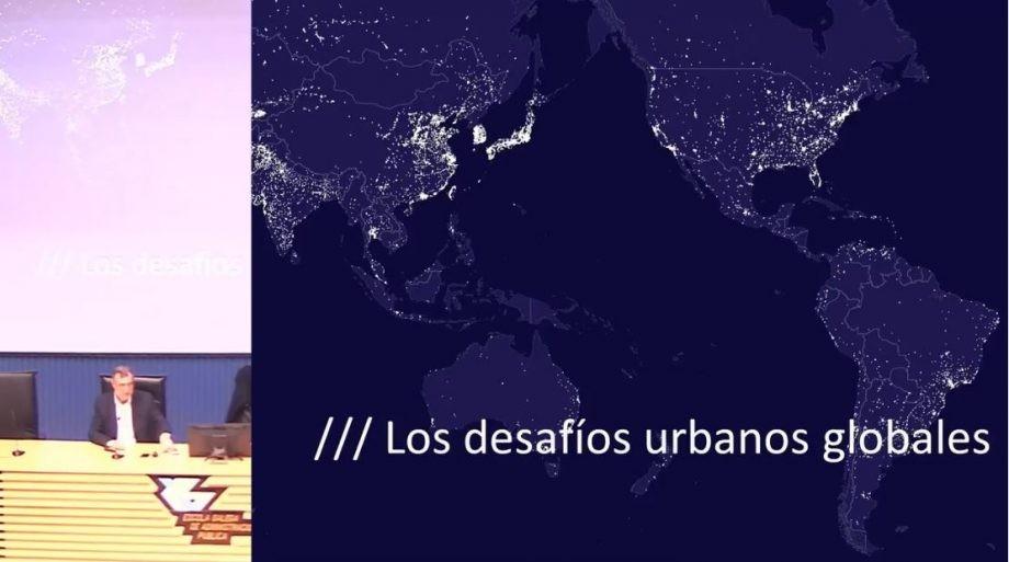 Ponencia de José María Ezquiaga en video