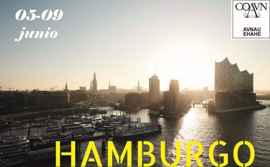 Viaje AVNAU a Hamburgo