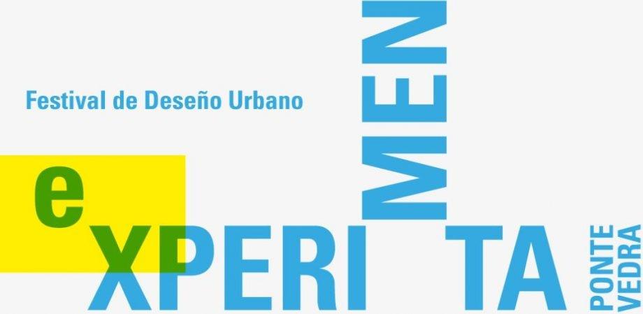 Concurso de ideas do deseño dunha instalación efemera de deseño urbano na praza de Ourense en Experimenta Pontevedra, Festival de Deseño Urbano