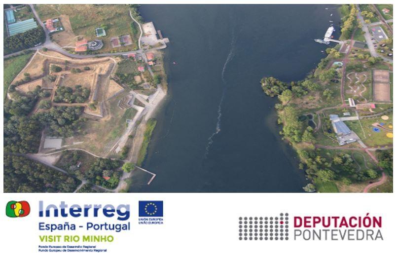 """Exposición dos proxectos do Concurso Internacional de Ideas """"A nova ponte peonil Tomiño-Cerveira"""""""
