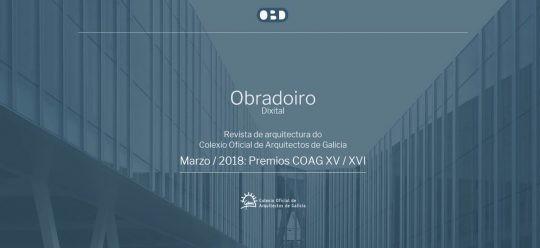 Presentación da revista OBRADOIRO DIXITAL