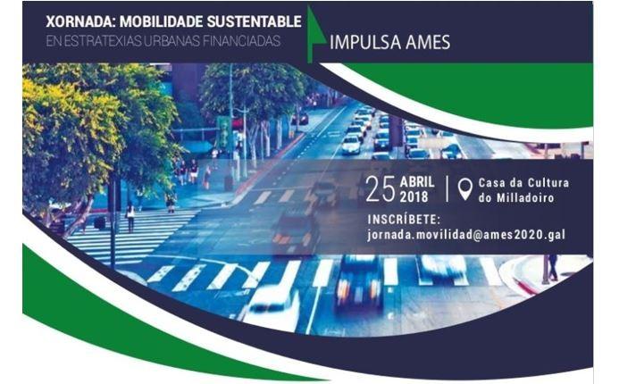Xornada: Mobilidade sustentable en estratexias urbanas financiadas