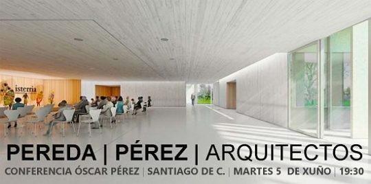Conferencia Oscar Perez