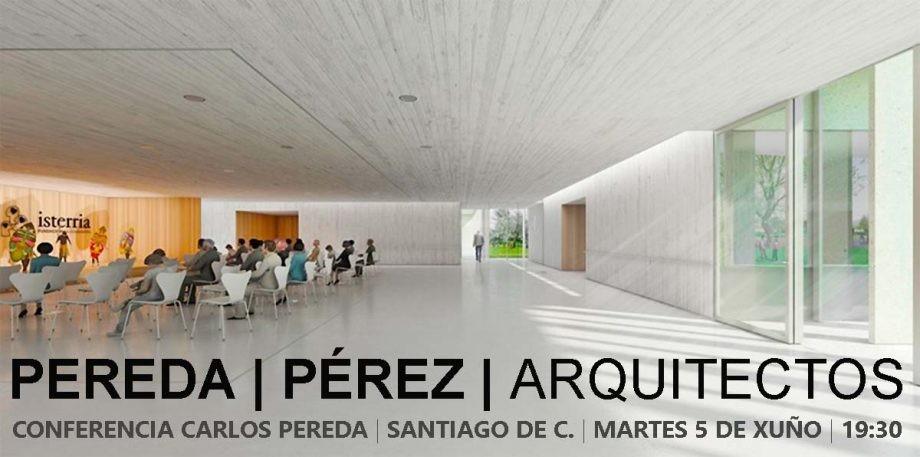 Conferencia de Carlos Pereda | 5 de junio