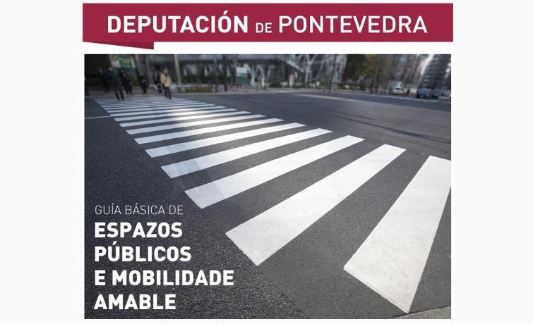 """Xornada de presentación da """"Guía básica de espazos públicos e mobilidade amable"""""""