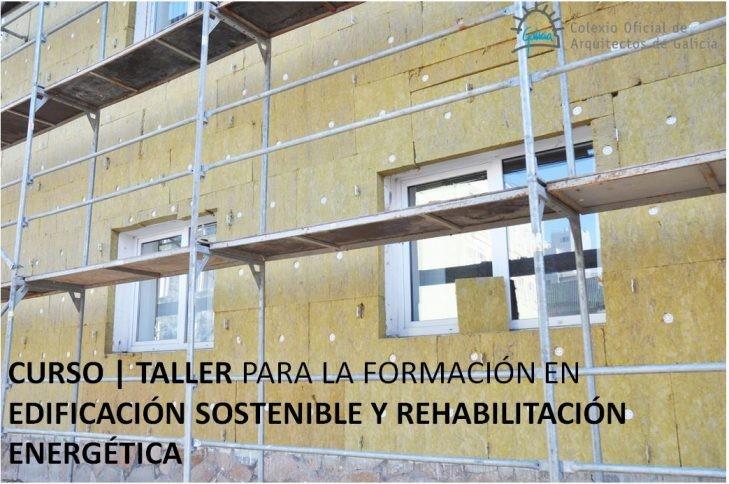 Curso | taller para a formación en edificación sustentable. A Coruña