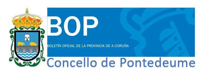 Concello de Pontedeume | Bolsa de traballo para nomeamentos interinos de arquitecto/a