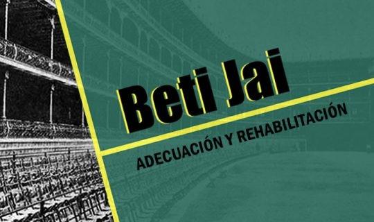 Concurso de proyectos para la adecuación y rehabilitación del edificio Beti-Jai